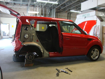 Autobody Collision Repair in Englewood